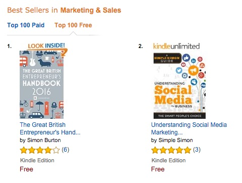 amazon co uk number 2